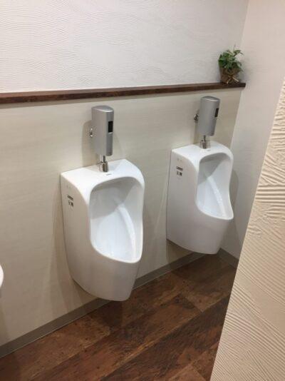 オフィスビル トイレ改修