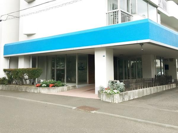 東カン中の島パークサイドマンション211号室